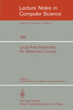 Local Area Networks: An Advanced Course - Hutchison