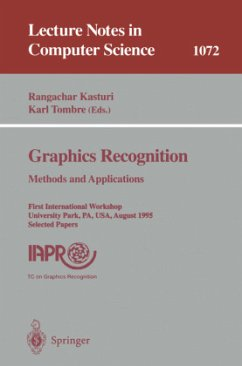 Graphics Recognition. Methods and Applications