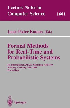 Formal Methods for Real-Time and Probabilistic Systems - Katoen, Jost-Pieter (ed.)
