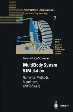 MultiBody System SIMulation - Schwerin, Reinhold von