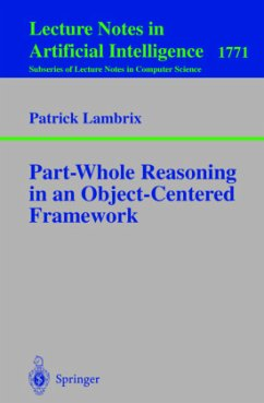 Part-Whole Reasoning in an Object-Centered Framework - Lambrix, Patrick