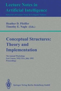 Conceptual Structures: Theory and Implementation - Pfeiffer