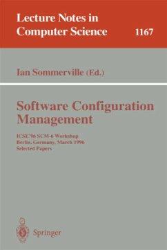 Software Configuration Management - Sommerville