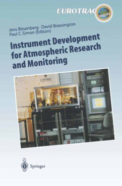 Instrument Development for Atmospheric Research and Monitoring - Bösenberg