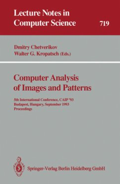 Computer Analysis of Images and Patterns - Chetverikov