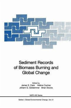 Sediment Records of Biomass Burning and Global Change - Clark