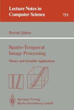 Spatio-Temporal Image Processing - Jähne, Bernd