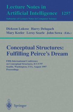 Conceptual Structures: Fulfilling Peirce's Dream - Lukose