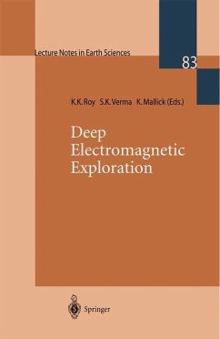 Deep Electromagnetic Exploration - Roy