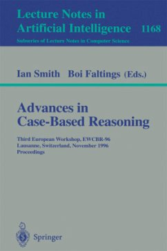 Advances in Case-Based Reasoning - Smith