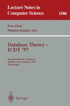 Database Theory - ICDT '97 - Afrati