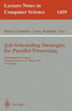 Job Scheduling Strategies for Parallel Processing - Feitelson