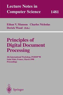 Principles of Digital Document Processing