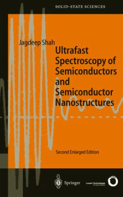 Ultrafast Spectroscopy of Semiconductors and Semiconductor Nanostructures - Shah, Jagdeep