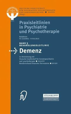Behandlungsleitlinie Demenz