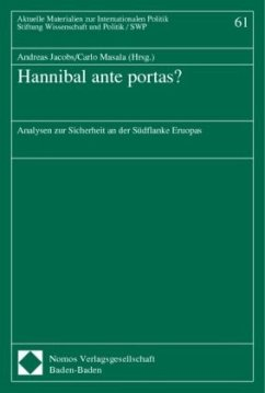 Hannibal ante portas? - Jacobs, Andreas / Masala, Carlo (Hgg.)