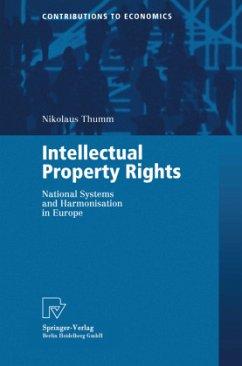 Intellectual Property Rights - Thumm, Nikolaus