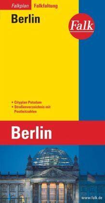 Berlin, Falkfaltung/Falk Pläne
