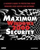 Maximum Windows 2000 Security
