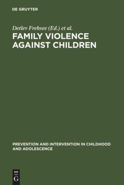 Family Violence Against Children