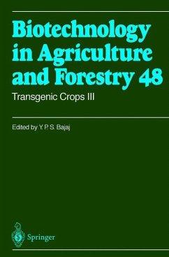 Transgenic Crops III - Bajaj, Y.P.S. (ed.)