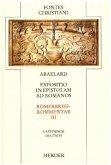 Expositio in epistolam ad Romanos 3 / Römerbriefkommentar 3
