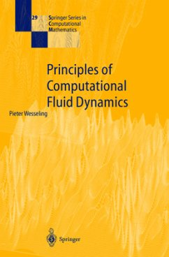 Principles of Computational Fluid Dynamics - Wesseling, Pieter