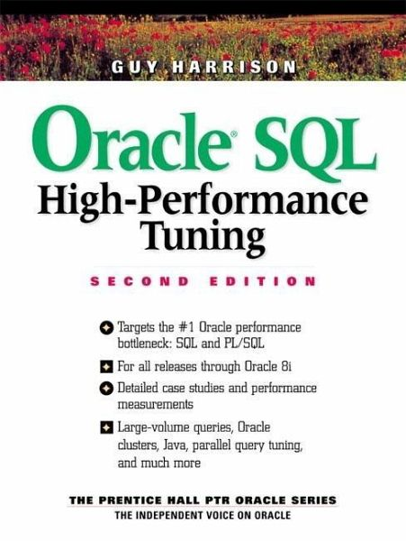 oracle sql high performance tuning harrison