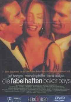 Die Fabelhaften Baker Boys - Bridges,Jeff/Pfeiffer,Michelle
