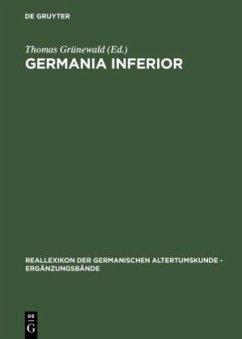 Germania inferior - Grünewald, Thomas / Schalles, Hans-Joachim (Hgg.)