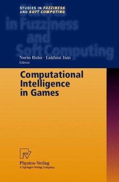 Computational Intelligence in Games - Baba, Norio / Jain, Lakhmi (eds.)