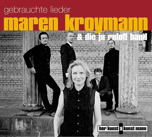 gebrauchte lieder von maren kroymann jo roloff band cd. Black Bedroom Furniture Sets. Home Design Ideas