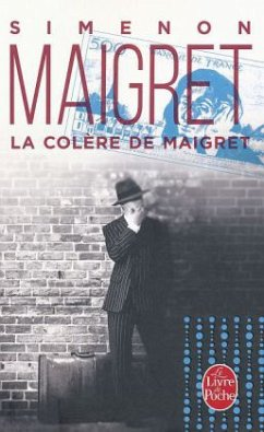 La colere de Maigret - Simenon, Georges