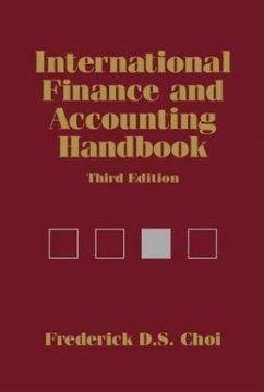 International Finance and Accounting Handbook - Choi, Frederick D. S.