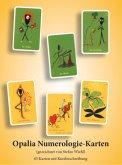 Opalia Numerologie-Karten, 65 Karten