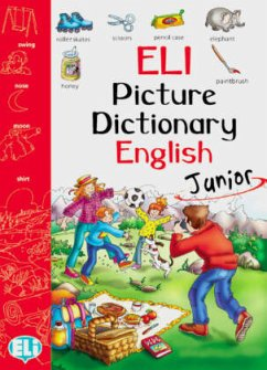Picture Dictionary English, Junior - Cleary, Maria