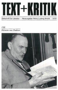 Heimito von Doderer - Arnold, Heinz L (Hrsg.)