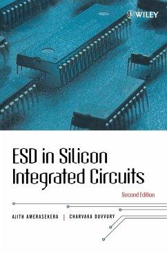 ESD in Silicon Integrated Circuits 2e - Amerasekera, E. Ajith;Duvvury, Charvaka;Anderson, Warren