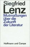 Mutmaßungen über die Zukunft der Literatur