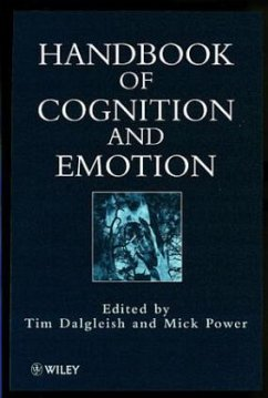Handbook of Cognition and Emotion - Dalgleish, Tim / Power, Mick (Hgg.)