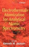 Electrothermal Atomization for Analytic
