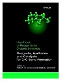 Reagents, Auxiliaries, and Catalysts for C-C Bond Formation