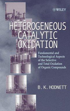 Heterogeneous Catalytic Oxidation - Hodnett, B. K.