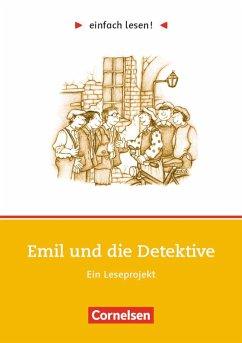einfach lesen! Emil und die Detektive. Aufgaben und Übungen - Kästner, Erich