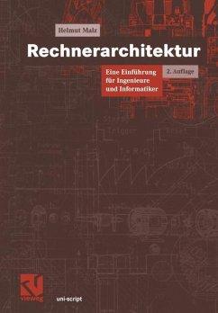 Rechnerarchitektur - Malz, Helmut