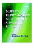 Modern Derivatization Methods for Separation Science