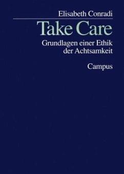 Take care - Conradi, Elisabeth
