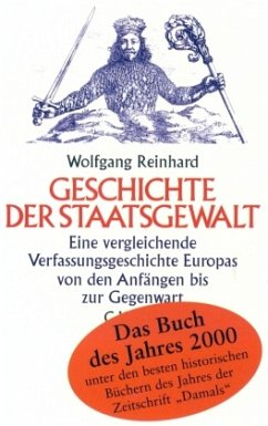 Geschichte der Staatsgewalt - Reinhard, Wolfgang