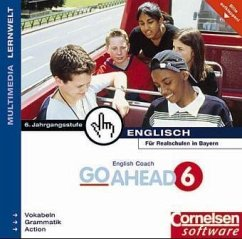 English Coach Multimedia Bayern: Go Ahead 6 (PC)