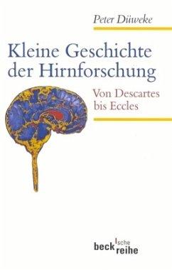 Kleine Geschichte der Hirnforschung - Düweke, Peter